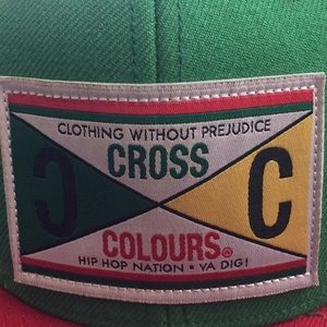 "Green Cross Colours"" Signature Hat"